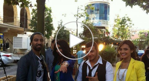 النجم يوسف عرفات اول اردني ينضم لنجوم بيبسي العالميين