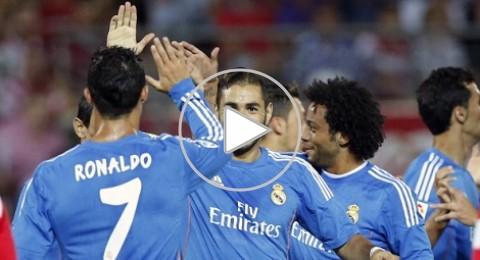 فوز لريال مدريد على غرناطة (1-0)