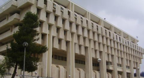بنك إسرائيل: 83% من الصادرات الفلسطينية – الى إسرائيل