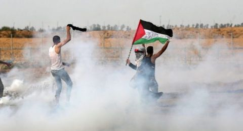 بجمعة (الوفاء للشهداء): إصابة سبعة مواطنين شرق قطاع غزة