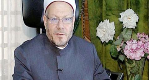 مفتي مصر: استهداف الآمنين والأبرياء يعكس الفكر الظلامي العبثي للجماعات الإرهابية