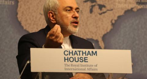 ظريف: هذا هو الشرط الأساسي للولايات المتحدة للتفاوض مع إيران