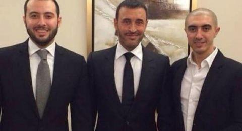 كاظم الساهر يحتفل بزفاف نجله الأصغر عمر والعروس مغربية