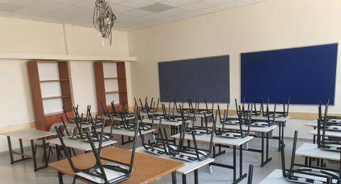 مجلس الرينة المحلي يعلن عن جهوزية المدرسة الابتدائية