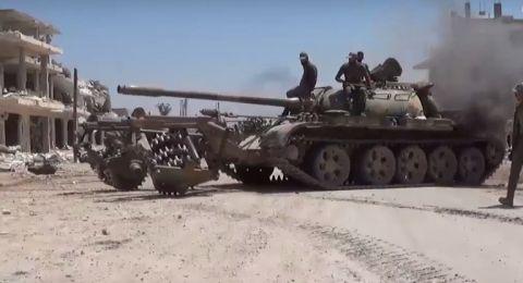 وسائل إعلام: الجيش السوري يسيطر على ثلاث بلدات بريف إدلب الشرقي