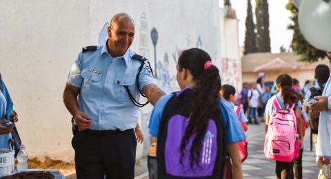الشرطة تنهي استعداداتها لافتتاح العام الدراسي الجديد وتقدم توصياتها للجمهور