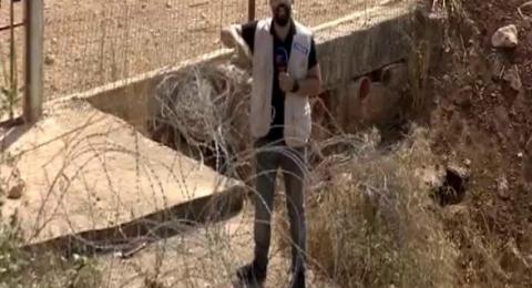 صحافي لبناني يعبر الحدود الإسرائيلية ولا وجود للجنود