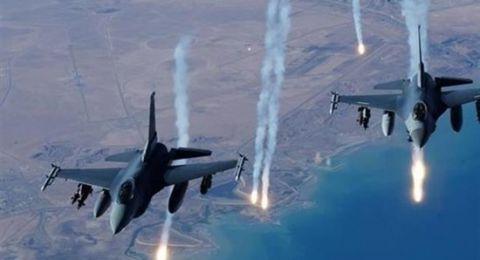 الجيش الاسرائيلي يقصف اهدافا في دمشق ويزعم احباط