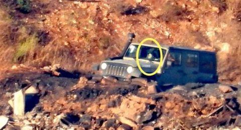 مصادر لبنانية: الجيش الإسرائيلي يضع دمية على شكل جندي في مركبة على الحدود