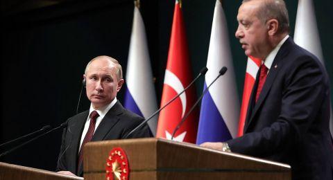 اردوغان يتوعد بشن عملية في سوريا