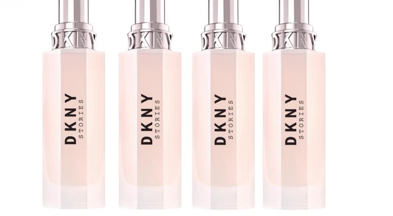 ماركة الأزياء DKNY تُطلق عطر Stories DKNY