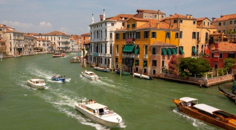 الاماكن السياحية في فينيسيا