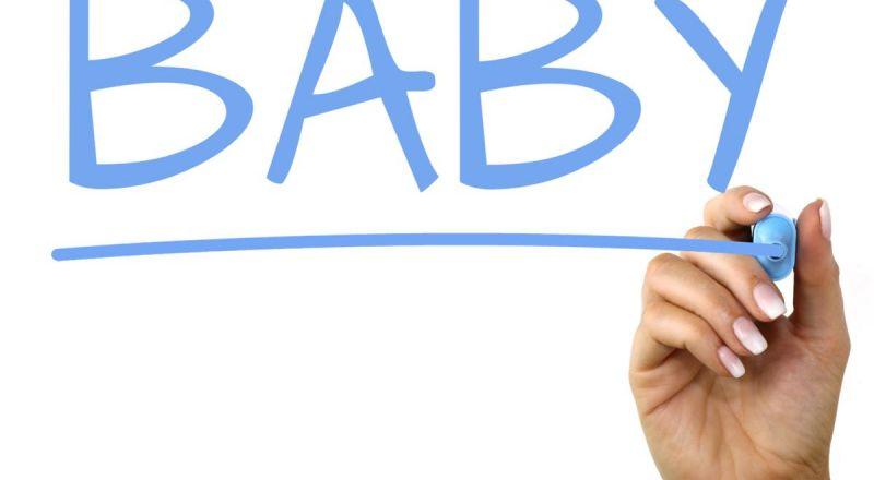 ولادة رضيع بأربع عيون وفمين اثنين (صورة)