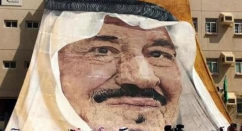 لوحة بورتريه للملك السعودي تدخل غينيس