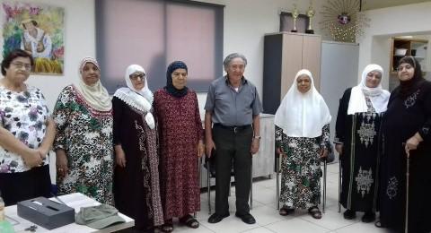 حيفا : محاضرة عن الفيروسات والفطريات في