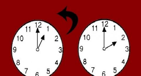 بدأ العمل وفقًأ للتوقيت الشتوي .. هل غيرتم ساعاتكم؟