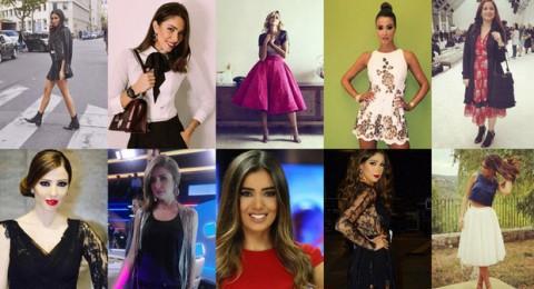 20 مذيعة عربية تملك حسابات غاية في الأناقة على إنستجرام