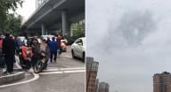 الصين: السماء أمطرت نقودًا على المواطنين