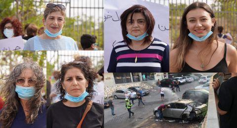 نيران عشوائية، والقاء قنابل في حي شنلر، وأهالي الحي يحملون البلدية والشرطة المسؤولية