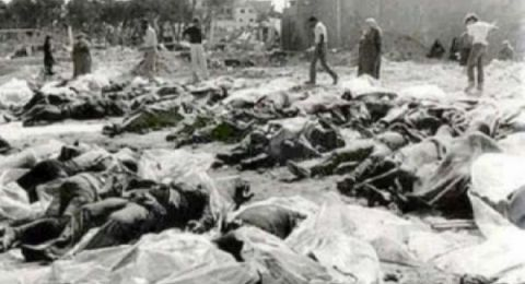 الذكرى الـ64 لمجزرة كفر قاسم ..  وما زال الجرح الفلسطيني ينزف