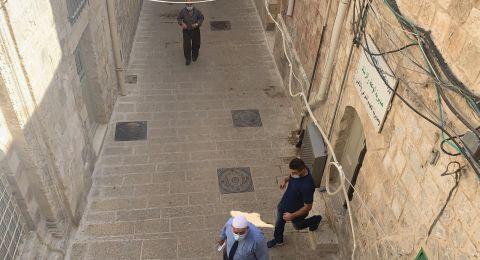 اعتقال نائب مدير اوقاف القدس وحملة استدعاءات بحق ناشطين مقدسيين