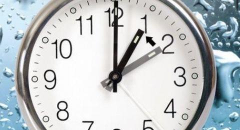 هل غيرتم ساعاتكم؟ العمل بالتوقيت الشتوي بدأ