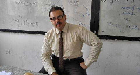 أكاديمي بغزة يفوز بجائزة أفضل 100 معلم حول العالم