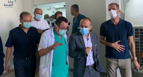 د. إبراهيم حربجي: أجرينا فَحصَين فقط خلال الـ24 ساعة الأخيرة وهذا نذير خطر