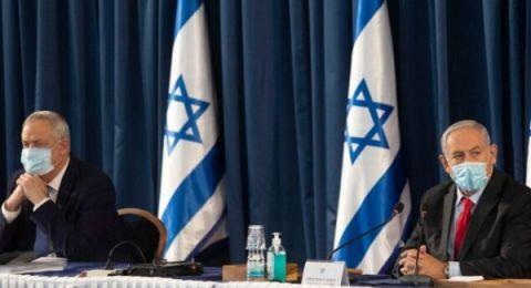 غانتس يشن هجوماً غير مسبوق على نتنياهو ويلمح بإمكانية تشكيل حكومة بديلة