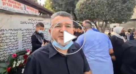 النائب جبارين: لولا صمود كفر قاسم لاستمرت جرائم الترحيل