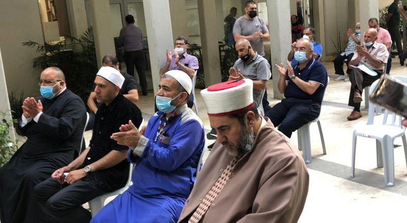 بلدية الناصرة تحتفل بذكرى المولد الشريف