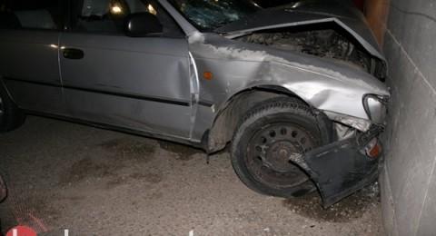 إصابة شخصين بحادث طرق ذاتي في كفرقرع