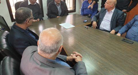 لجنة مكافحة العنف تجتمع في الجش .. وقرار بتنظيم تظاهرات في كل المجتمع العربي بأعقاب مقتل يارا