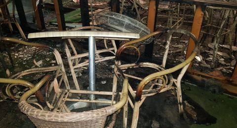 كرمئيل:اندلاع حريق في صالون للحلاقة
