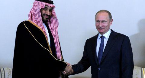 النفط وسوريا على طاولة بوتين وبن سلمان في الأرجنتين