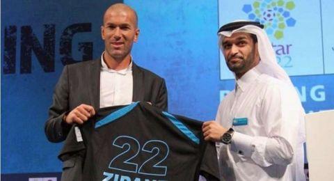 حقيقة تولي زيدان مهمة تدريب منتخب قطر