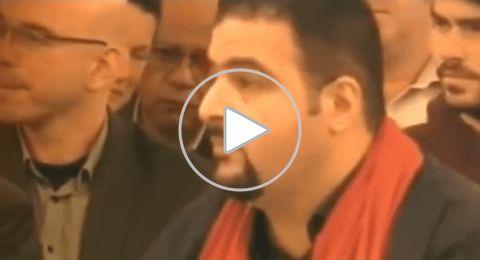 تحريض يميني على زعاترة بعد اقتباسه للشاعر محمود درويش في جلسة البلدية!
