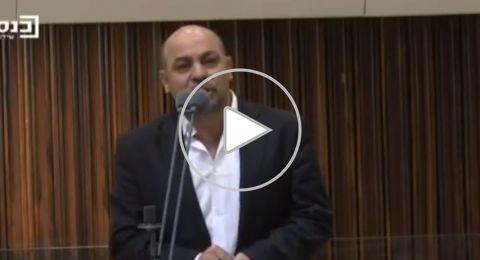 النائب مسعود غنايم لوزير الأمن الداخلي: يجب القبض على المجرم الذي قتل يارا أيّوب وإيقاع أشد عقوبة به وبأمثاله من المجرمين السًّفَلَة