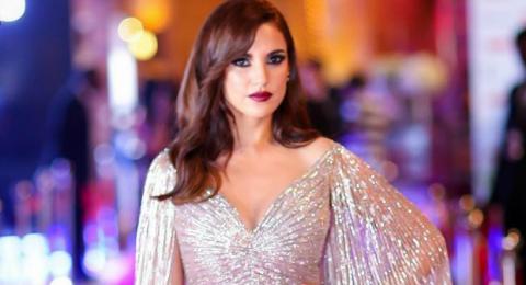 النجمة درة زروق ملكة الأناقة في 2016