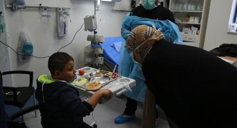 كلية الأم تعبد طريق المجد من جديد لطفل لم يفقد الأمل في رام الله