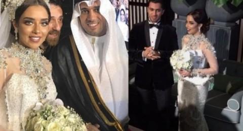كواليس حفل زفاف بلقيس فتحي اكتشفيها هنا!