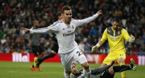 ريال مدريد أول الواصلين الى دور نصف النهائي بتخطيه اسبانيول