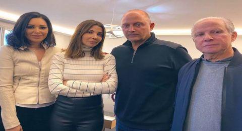 تفاصيل جلسة التحقيق مع زوج نانسي عجرم فادي الهاشم