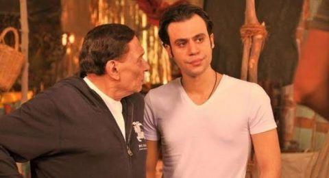 عادل إمام برفقة نجليه محمد ورامي يبدأون تصوير فيلم «الواد وأبوه» قريباً