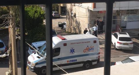 سطو مسلح على فرع البريد في أبو سنان