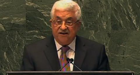 الرئيس عباس رفض تلقي اتصالا هاتفيا من ترامب