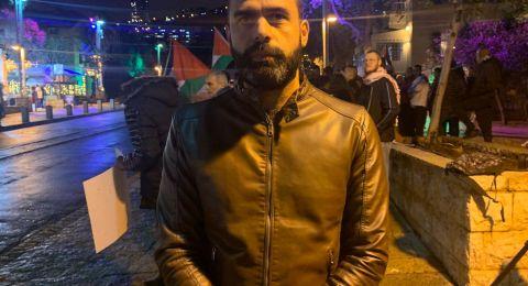 احمد خليفة لـبكرا: حيفا فلسطينية وفلسطين عربية.. لسنا حقل تجارب