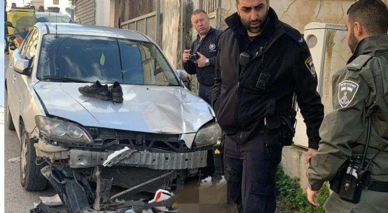 الناصرة: مصرع شاب بحادث طرق في حي الكروم!