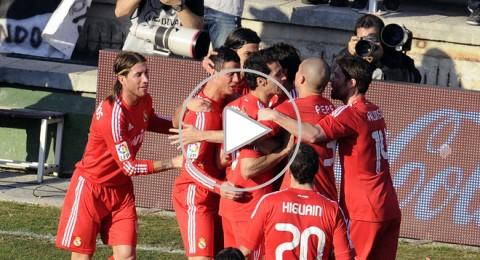 رونالدو يقود ريال مدريد لفوز صعب امام رايو فاليكانو