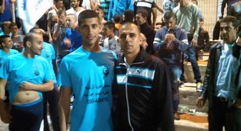 طوبا: اختتام الدوري الاسلامي لكرة القدم
